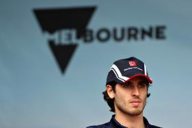 Formula One: Antonio Giovinazzi to Drive for Sauber at Chinese GP