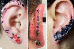 Helix Tattoos Is The New Trend Guaranteed To Replace Your Earrings