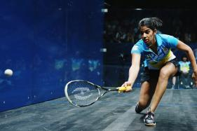 Women's World Squash: Joshna's Fight Ends in Agony in Quarters