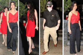 Katrina Kaif's Family Color Coordinating Their Outfits Is All The Chill Needed