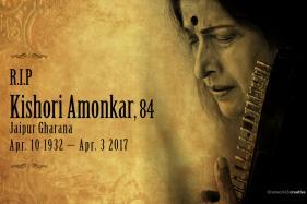 Remembering Kishori Amonkar: Why the Singer Never Considered Classical Music Entertaining