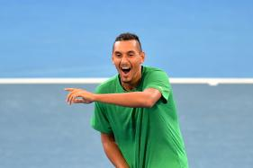 Davis Cup: Kyrgios Pulls Australia Level; France Level With Serbia