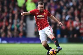 Shaw Back in Manchester United Squad After Talks With Mourinho