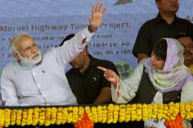 Modi and Mehbooba to Talk Peace Amid Tensions in Kashmir and Coalition