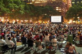 Delhi's First Open Air Movie Festival Brings Hollywood Classics Under The Stars