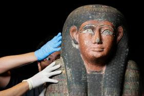 Egypt Keen To Help Restore Mummy At Indian Museum