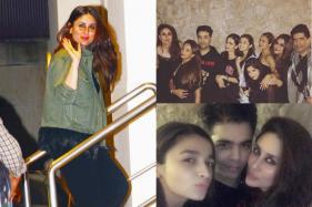 Inside Pics: Kareena-Saif, Alia-Sidharth and Karan Johar Party In Style