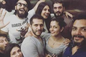 Ranveer, Zoya Attend Ritesh's Homecoming Party For Priyanka Chopra