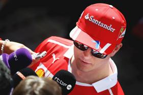 Kimi Raikkonen Puts Finns on Top in First Russian Grand Prix Practice