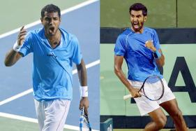 Davis Cup: Ramanathan, Gunneswaran Give India 2-0 Lead
