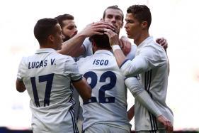Security Beefed up Around Real Madrid Squad After Borussia Dortmund Blast