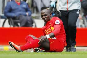 Liverpool Dealt Injury Blow as Sadio Mane's Season Hangs in Balance