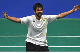 Sai Praneeth Wins Thailand Grand Prix Gold Title