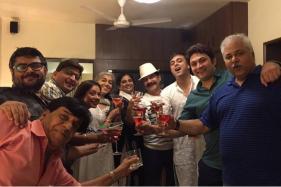 Sumeet Raghvan Celebrates Birthday With Sarabhai vs Sarabhai Cast