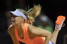 Maria Sharapova Pulls Out of Rogers Cup Due to Arm Injury