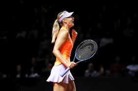 Stuttgart Open: Sharapova Eases Past Makarova to Enter Quarters