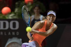 'I'm Way Above' Bouchard 'Cheat' Blast, Says Sharapova