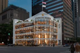 Starbucks to Open Roastery Store in Chicago