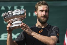 Steve Johnson Beats Thomaz Bellucci to Lift Houston ATP Title