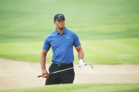 Tiger Woods One-over in Roller-coaster Return to Riviera