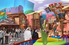 Abu Dhabi Theme Park to Recreate Gotham City, Metropolis