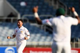 1st Test: Yasir Shah Leaves West Indies Reeling on Day 4