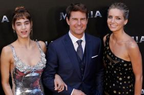 'The Mummy' premiere in Madrid