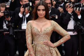 Sonam Kapoor at 'The Killing of a Sacred Deer' screening at Cannes Film Festival