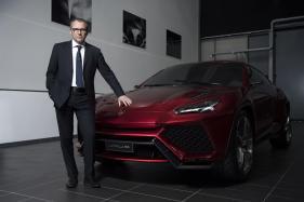 Lamborghini URUS SUV Launched in India for Rs 3 Crore