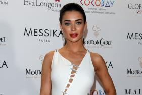 Amy Jackson at Eva Longoria Global Gift Gala at Cannes Film Festival