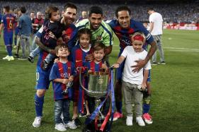 Lionel Messi Magic Inspires Barcelona to Retain Copa Del Rey Title