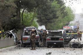 Car Bomber Kills 18 in East Afghanistan on 1st Day of Ramadan