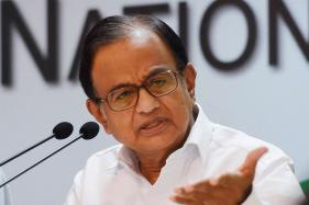 Congress Believes Only Way Forward in Kashmir is Dialogue, Says Chidambaram