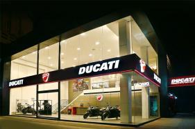 Ducati India Opens Dealership in Kochi