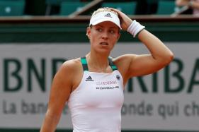 Want To Forget the Clay Court Season, Says Kerber