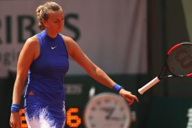 Petra Kvitova Pulls Out of Eastbourne Tournament Due to Abdominal Strain