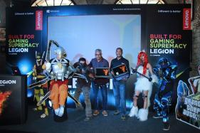 Lenovo Legion Gaming Series Launched in India Starting at Rs 92,490