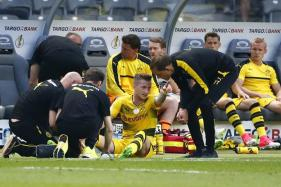 Marco Reus Out For 'Several Months' With Ligament Tear
