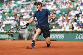 French Open: Andy Murray Tames Power-hitter Martin Klizan