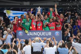 Paris Saint-Germain Edge Angers to Lift French Cup Title