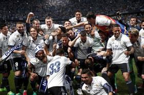 Cristiano Ronaldo Leads Real Madrid to 33rd La Liga Title