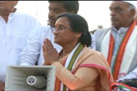 BJP Leaders Fume as Kripashankar Singh Accompanies Rita Bahuguna
