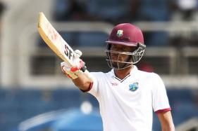 2nd Test: Ton-up Roston Chase, Jason Holder Give West Indies Edge
