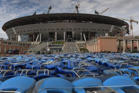 Russia Fights to Save Face With Confederations Cup Looming
