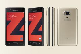 Samsung Z4 With Dual Back Covers Launched For Rs 5,790