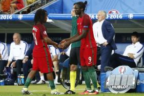 Portugal Drop Euro Winners Eder and Sanches
