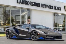 Lamborghini Centenario Finds Home to First US Customer
