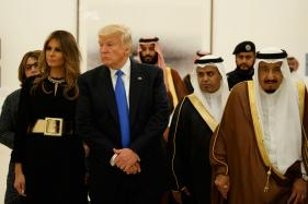Donald Trump, in Address to Muslims, Urges Fight Against Terror