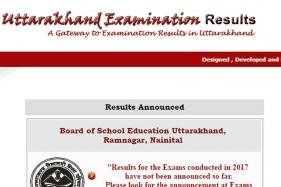 Uttarakhand UBSE Class 10 Board Results 2017 Will be Declared Today at 11 am: Check Your Grades at uaresults.nic.in