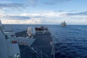 Navy Aircraft in Philippines to Search for Missing Indians